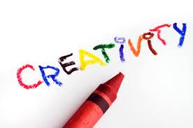 creativity crayon