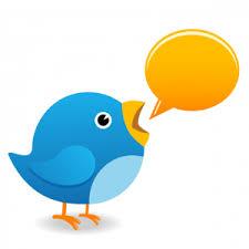 tweet bird bubble