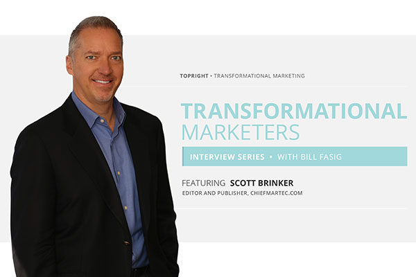 Scott Brinker's Transformational Marketer Interview