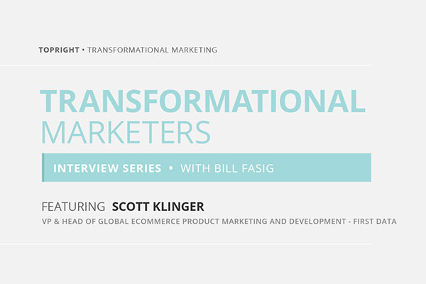 Watch Scott Klinger's Transformational Marketer Interview
