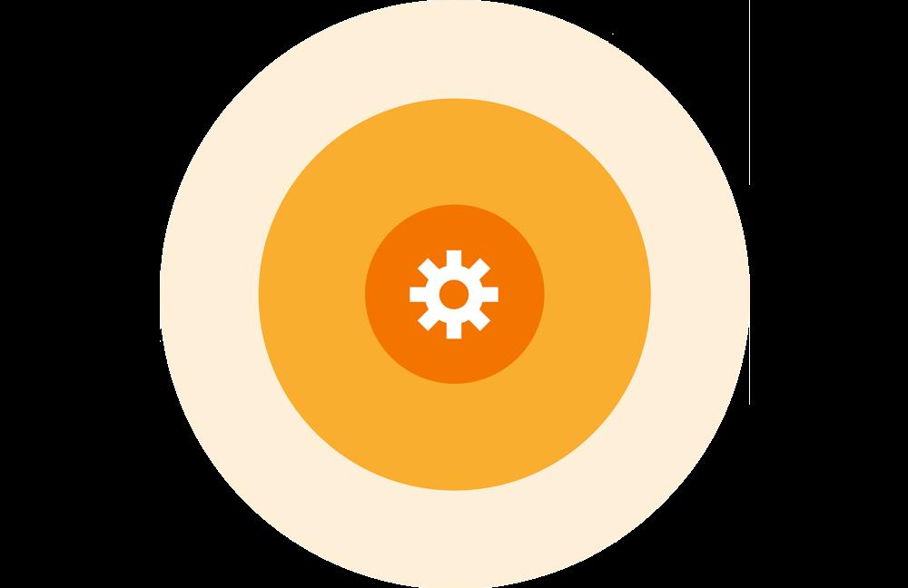 Orange Circle2