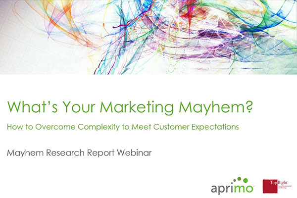 How to Overcome Marketing Complexity to Exceed Customer Expectations