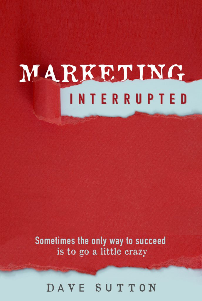 Book Cover for Marketing Interrupted