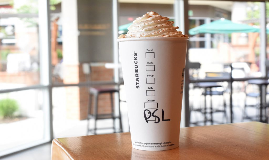 what marketers can learn from Starbucks PSL