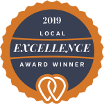 TopRight Receives UpCity Award for Local Excellence!